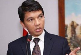 Андри Радзуэлина избран президентом  Мадагаскар